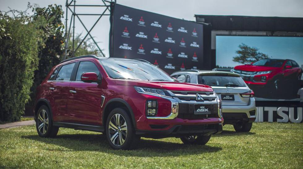 La nueva SUV de Mitsubishi: fue presentada en el Salón de Ginebra y ya está en el Perú