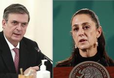 Tragedia en México: Quiénes son Marcelo Ebrard y Claudia Sheinbaum, los funcionarios que están en la mira