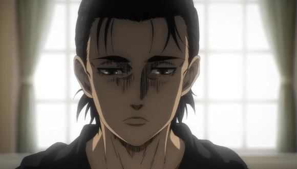 """Eren apareció en el último capítulo de """"Shingeki no Kyojin"""" (Foto: Crunchyroll)"""