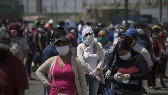 En el norte, donde el virus ha causado serios estragos (Piura, Lambayeque y La Libertad son algunas de las regiones con más casos, y con un alto índice de letalidad), respondió que sí el 76% de encuestados. (Foto: Anthony Niño de Guzman/Referencial GEC)