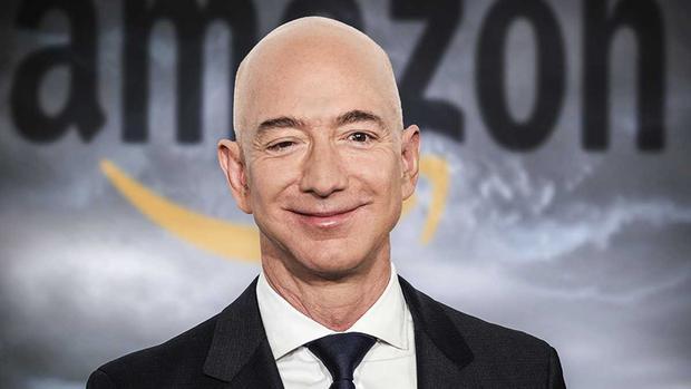 Jeff Bezos (Immagine: Amazon)