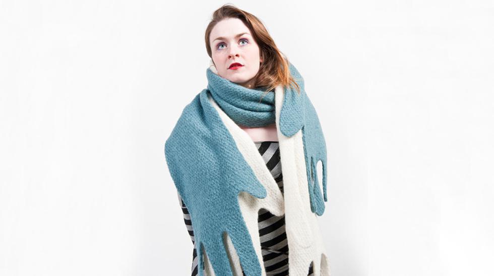 Abrígate con estas mantas y bufandas creadas con lana de ovejas - 1