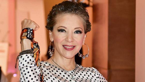 """Edith González es recordada por sus papeles en """"Nunca te olvidaré"""", """"Doña Bárbara"""" y """"Salomé"""". ¿Por cuál de estas telenovelas no le pagaron? (Foto: Edith González / Instagram)"""
