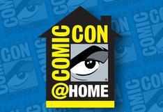 San Diego Comic Con at Home 2021 EN VIVO: todo lo que debes saber del esperado evento del cine y la TV