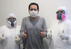 Madre de Dios: Dan de alta a médico que contrajo COVID-19 cuando atendía a pacientes infectados