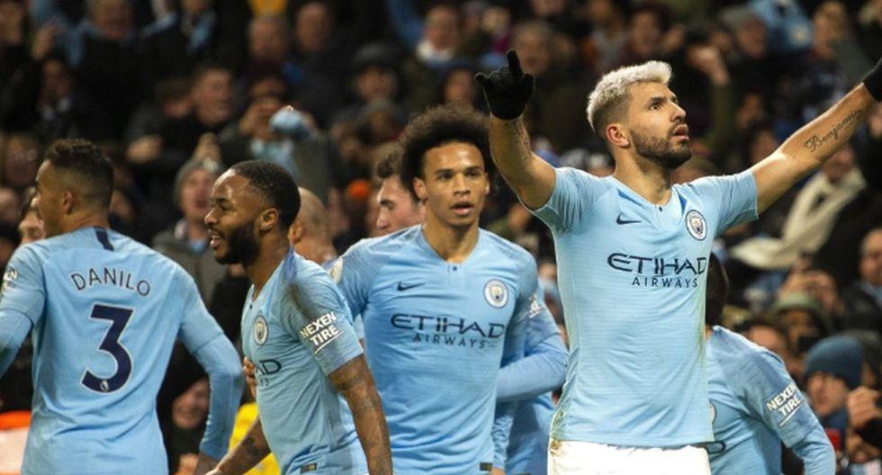 Manchester City. (Foto: Agencias)