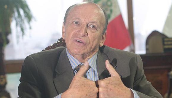 Caso Áncash: CNM cita a ex fiscal de la Nación José Peláez