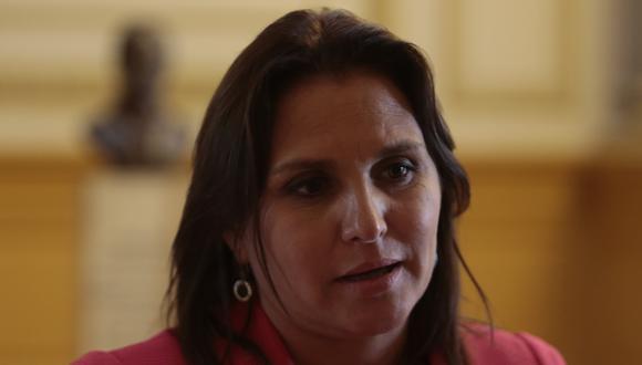 Marisol Pérez Tello es la secretaria general del Partido Popular Cristiano (Foto: Grupo El Comercio)