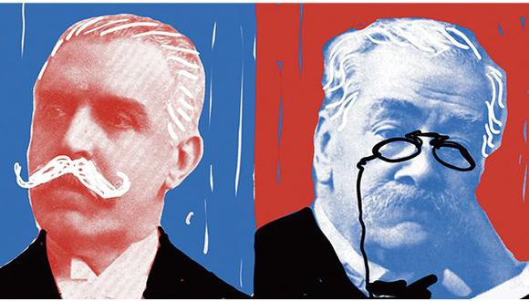 Tanto Palma como MGP son los autores que elaboran los fundamentos del nacionalismo criollo. (Ilustración: Giovanni Tazza)