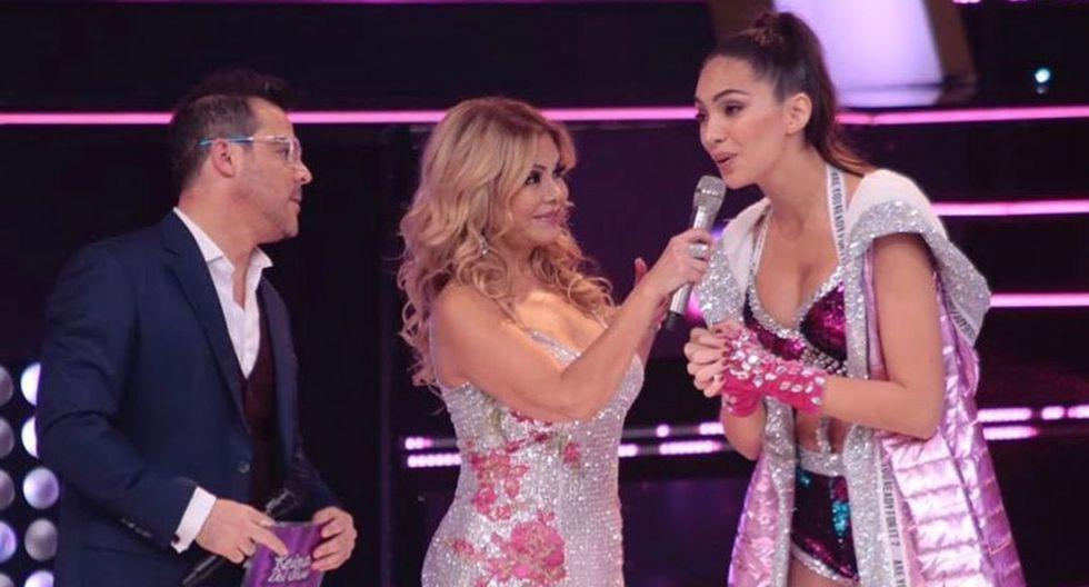 """Así respondió Gisela Valcárcel a acusaciones de maltratos y favoritismos en """"Reinas del Show"""". (Foto: giselavalcarcelperu)"""