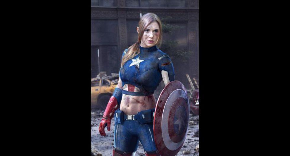 'Cosplays' de personajes masculinos en versión femenina - 4