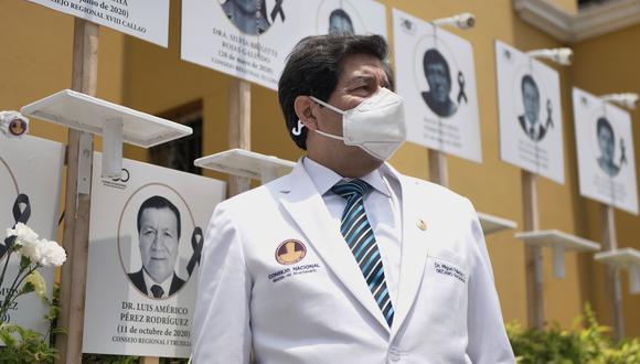 (Foto: Colegio Médico del Perú)