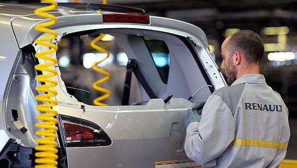 Ventas globales de Renault aumentaron en 3,2% durante el 2014