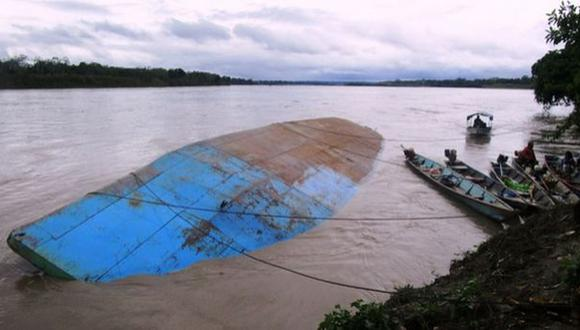 Naufragio en el Marañón: falta hallar los cuerpos de 8 personas