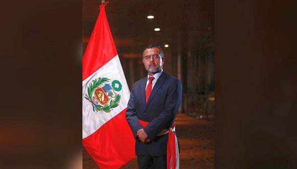 Íber Maraví Olarte será el nuevo ministro de Trabajo. (Foto: GEC)
