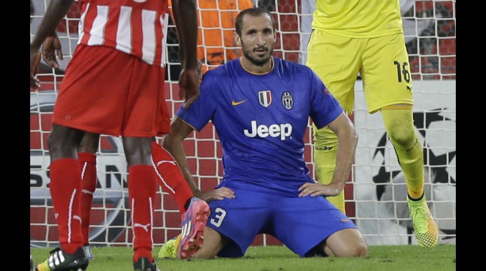 Champions League: las caras de derrota de los que cayeron hoy   - 3