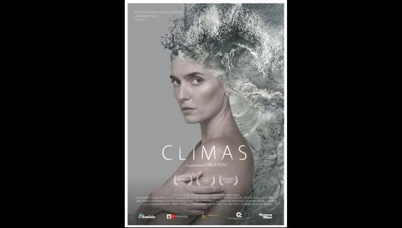 """Climas"", ópera prima de Enrica Pérez, se estrena en junio"