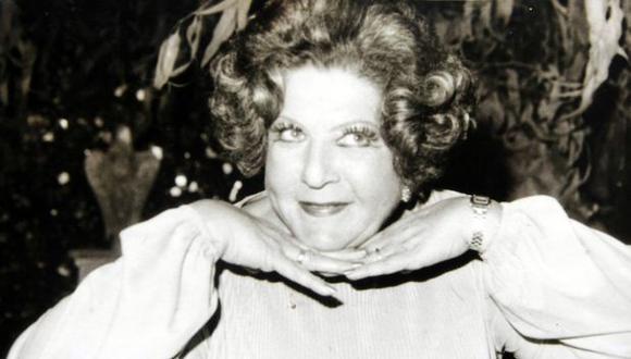 Esmeralda Checa, la maestra que fue actriz cómica de casualidad