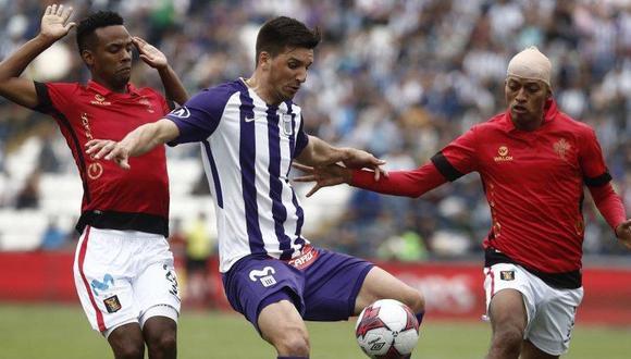 Alianza Lima y Melgar protagonizarán la semifinal del Torneo Descentralizado 2018. Este jueves se conocieron las fechas de ambas definiciones (Foto: USI)