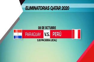Conmebol define horario para eliminatorias sudamericana