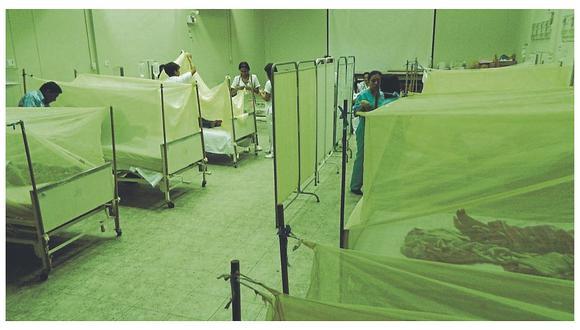 Juan Carlos Celis, infectólogo del hospital regional, informó que se han encontrado con pacientes que sufren de dengue y de COVID-19 al mismo tiempo. (Foto referencial: GEC)