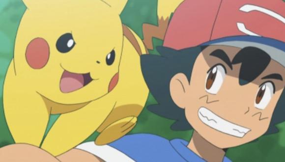 Pokémon: Ash Ketchum, campeón y todo, aún no es un maestro (Foto: TV Tokyo)