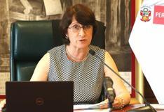 Pilar Mazzetti, exministra de Salud, también se vacunó contra el COVID-19 en secreto