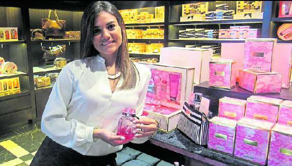 gerenta de márketing de VS Latinoamérica, Jannia Paredes. (Foto: Difusión)