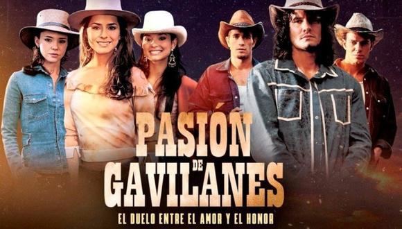 Pasión de gavilanes es una exitosa telenovela colombiana, escrita por Julio Jiménez, que se estrenó en el año 2003 (Foto: Caracol Televisión)