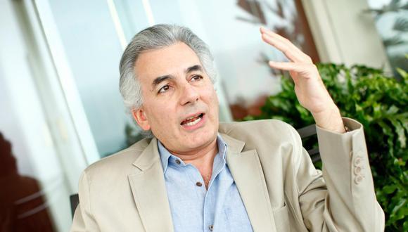 """Vargas Llosa sostuvo que  si Castillo insiste con la instalación de una asamblea constituyente, """"está insistiendo en un golpe de Estado"""". (Foto: David Vexelman   GEC)"""