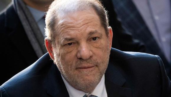 El próximo 11 de marzo Harvey Weinstein conocerá la sentencia a la que será sometido luego de ser hallado culpable de agresión sexual y violación. (Foto: Archivo/AFP).