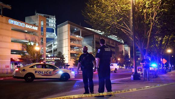 Tiroteo afuera de un bar en Des Moines deja tres muertos y tres heridos. (Foto referencial / AFP).