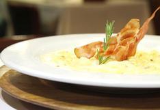 Una apuesta por la cocina italiana de corazón