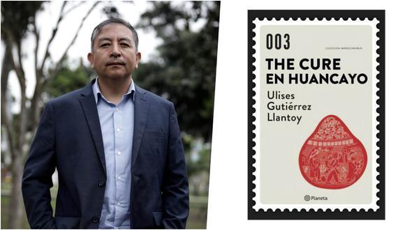 El escritor Ulises Gutiérrez Llantoy. (Foto: USI/ Difusión)