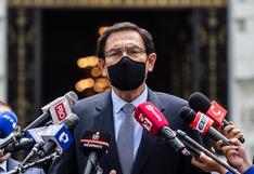 Martín Vizcarra: pleno del Congreso debate su posible inhabilitación