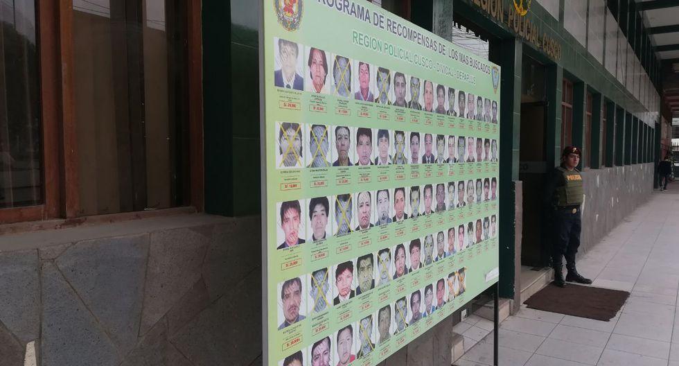 Cusco: dos ex autoridades ingresarán a lista de los más buscados