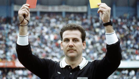 Alberto Tejada, el último árbitro peruano que fue a un Mundial