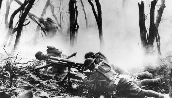 La Primera Guerra Mundial en cifras. (AP).