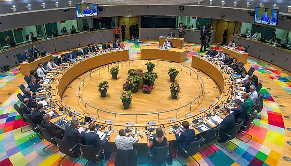 Los líderes de la Unión Europea se reunen en Bruselas