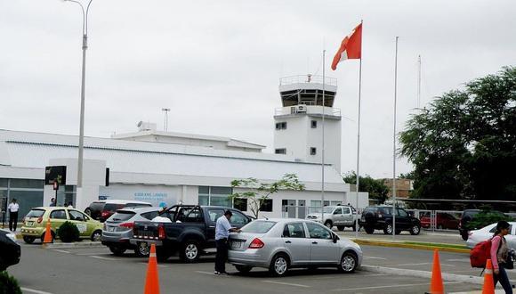 Las obras de mejoramiento en el aeropuerto de Piura incluyen la rehabilitación del sistema de pistas y la construcción del cerco perimétrico. (Foto: GEC)