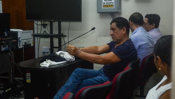 El director de Agricultura, Isaac Huamán, fue detenido durante el allanamiento a esta institución pública. Foto: José León / Diario Ímpetu.