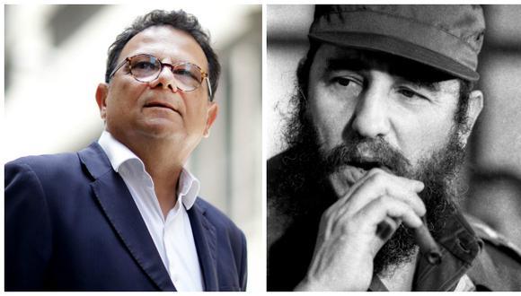 """Embajador Pinto: """"Fidel Castro me dijo 'yo sé matar, tú no'"""""""