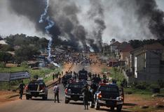 Nigeria: policía dispersa con disparos manifestación en Lagos | FOTOS