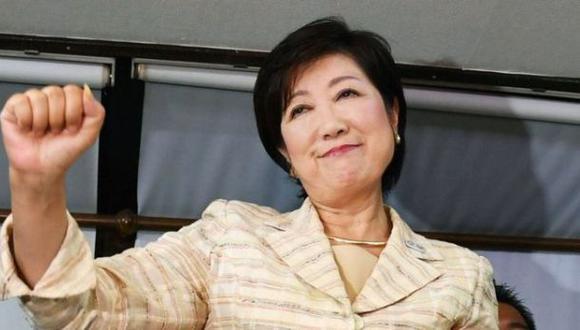 Japón: El sexismo que sorteó la primera gobernadora de Tokio