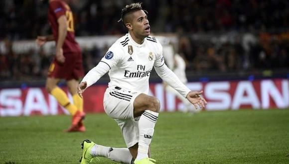 Mariano Díaz no cuenta para Zidane en el Real Madrid. (Foto: AFP)