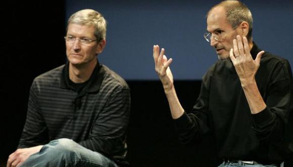 Tim Cook ofreció a fundador de Apple parte de su hígado