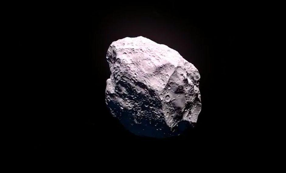 El 25 de julio se descubrió un nuevo asteroide, bautizado como 2019 OK y con unas dimensiones semejantes a un campo de fútbol. (Foto: NASA)