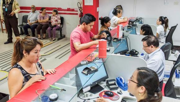 El ministerio de Economía y Finanzas anunció que el Banco de la Nación abrirá cuentas de ahorro a los peruanos cuando cumplan 18 años. (Foto: GEC)