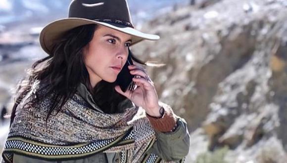 """""""La reina del sur"""" tiene en el rol principal a la actriz mexicana Kate del Castillo. Actualmente graba su tercera entrega. (Foto: Instagram / @reinadelsurtv)"""