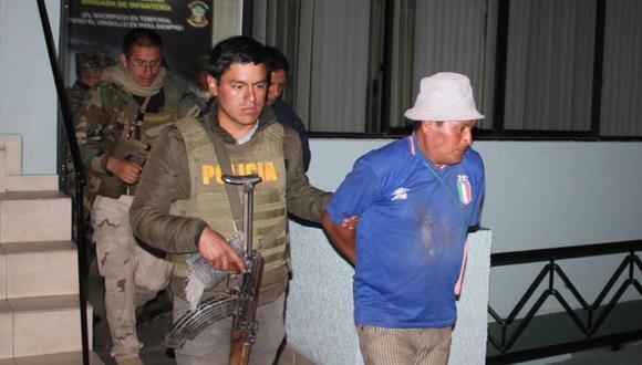 El año pasado, Roger Huanangoy se infiltró entre los comuneros desplazados de Libertad de Mantaro para saber a dónde iban y qué declaraban ante las autoridades.